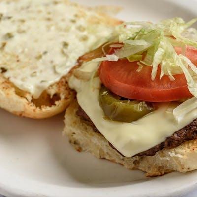 Bertha's Burger