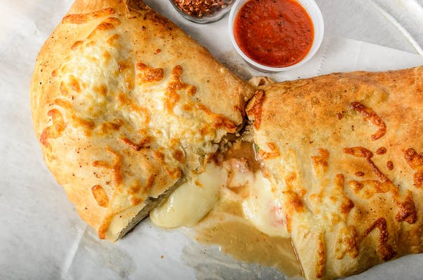 Stromboli for Two