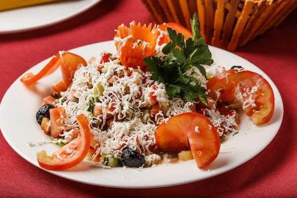 1. Mediterranean Salad