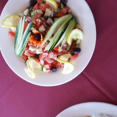 2. Sheperd's Salad