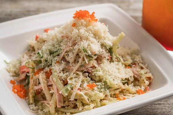 S9. Cucumber Pasta Salad