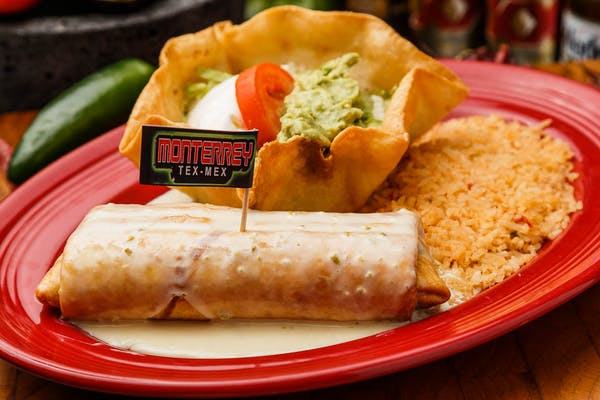 Chimichanga Mixta