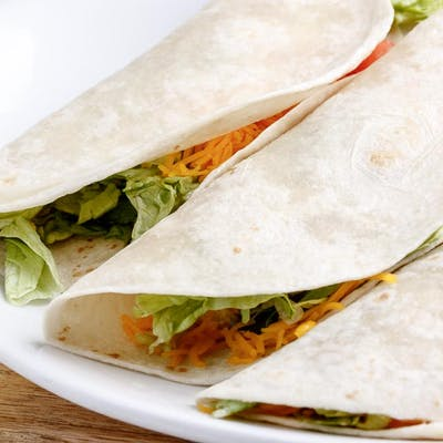 U Pick Soft Tacos