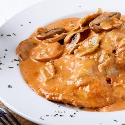 Chicken Carciofi