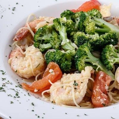 Shrimp a la Romana