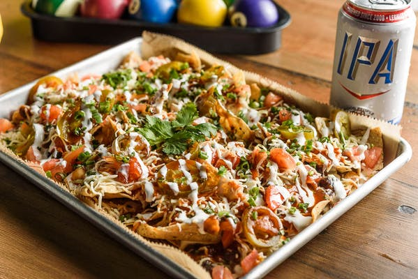 Sloppy Nachos