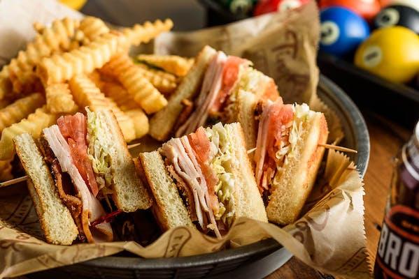 Classic T Club Sandwich