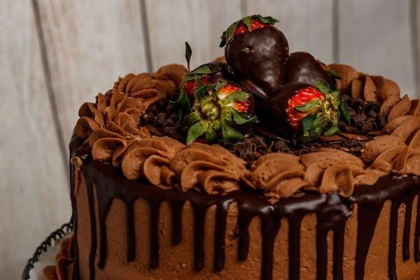 Simply Chocolate Signature Cake