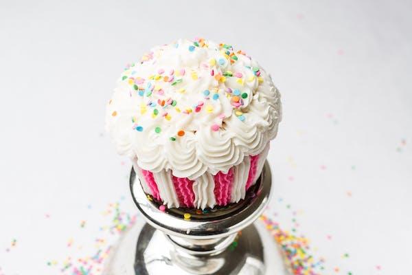 3-D Cupcake