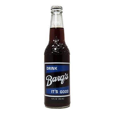 Bottled Barq's Root Beer