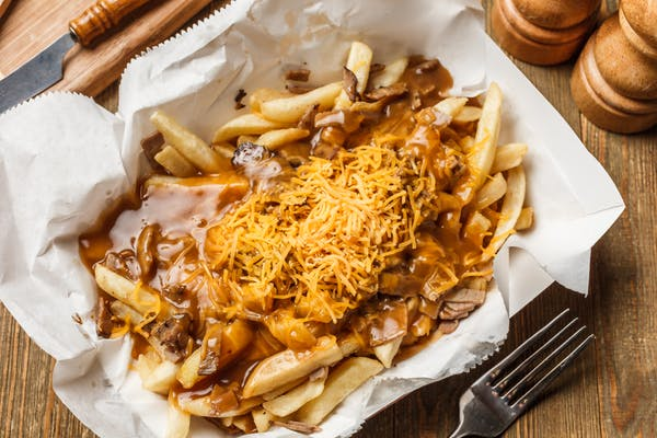 Debris Fries