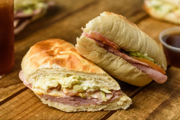 Ham & Cheese PoBoy