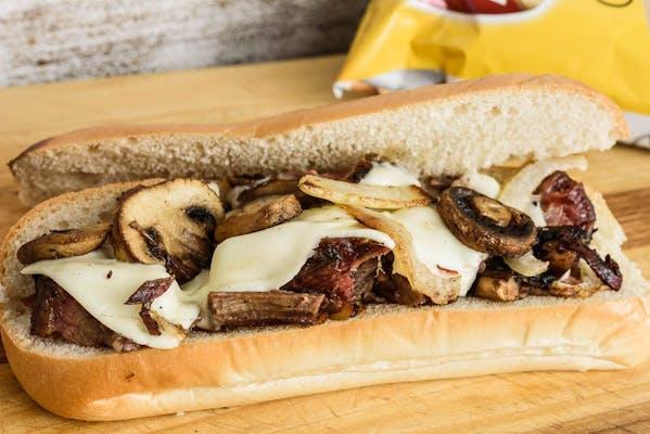 Smoked Phillies Sandwich