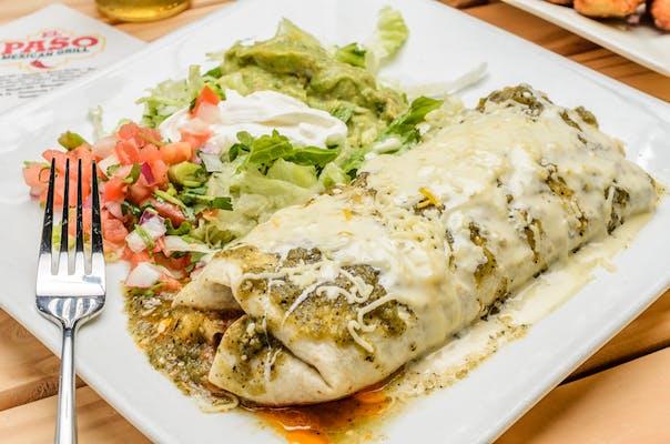 53. Burrito Asada