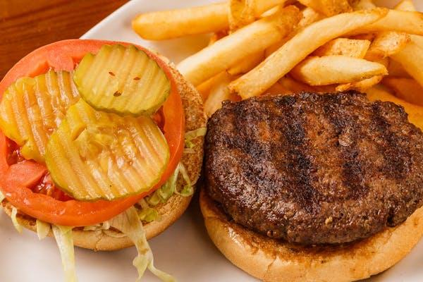 JR Times Burger