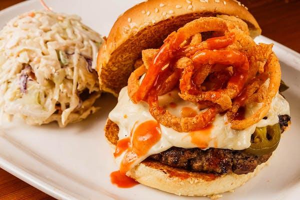 El Diablo Burger