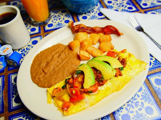 Mexicano Omelette