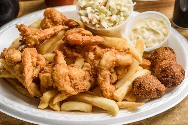 Fried Shrimp (6 pc.) Dinner