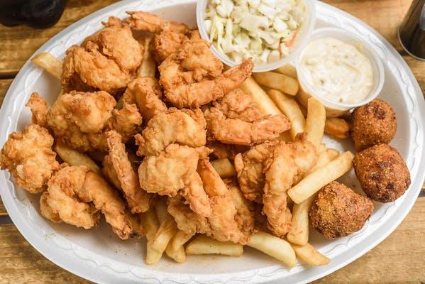 Fried Shrimp (12 pc.) Dinner