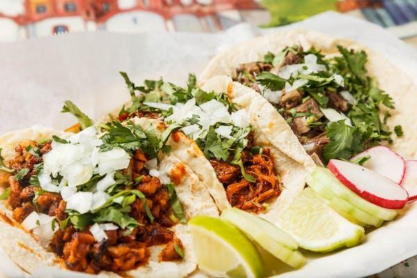 2 Tacos Mexicanos Special