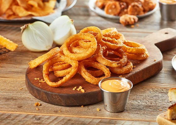 Onion Rings Basket