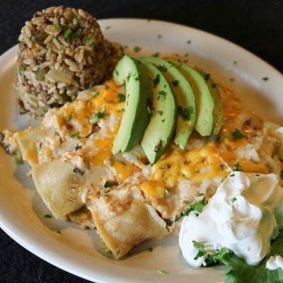 Enchiladas of the Sea