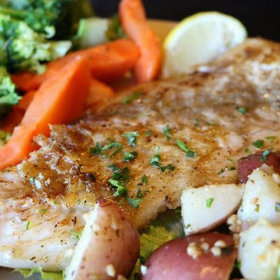 Swamp Red Snapper