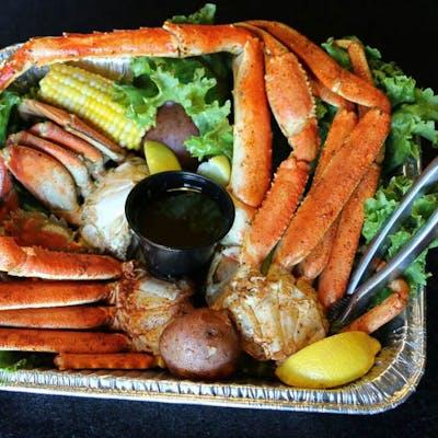 Jumbo King Crab