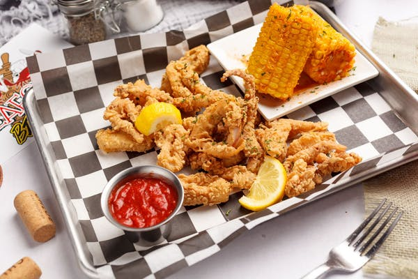 Calamari Platter (Fried)