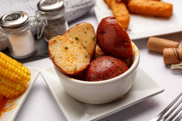Cajun New Potatoes