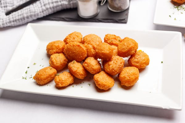 Corn Nuggets Appetizer