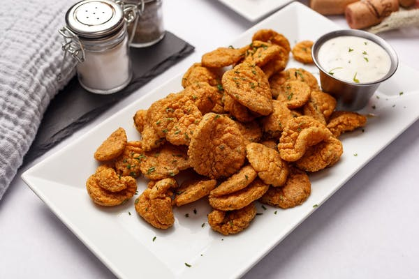 Fried Pickles Appetizer