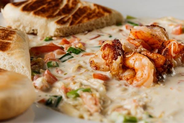 Famous Jumbo Shrimp Pasta Ponchartrain
