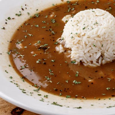 """Our Famous Gumbo"""