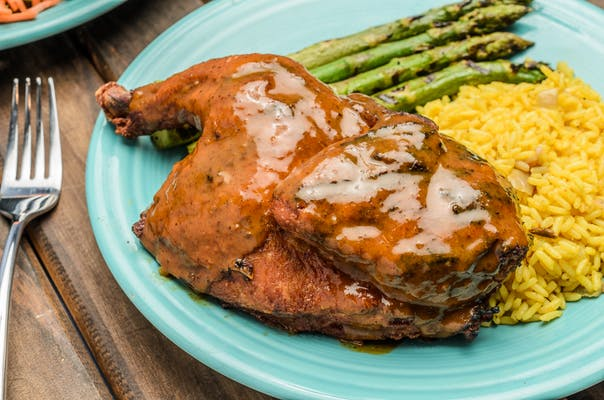 Half-Chicken Dinner