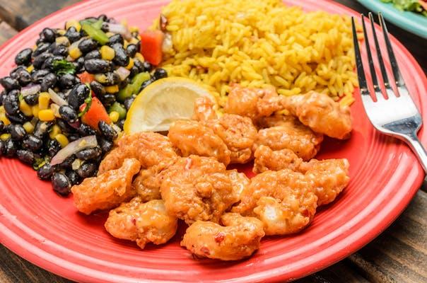 Boneheads Shrimp Meal
