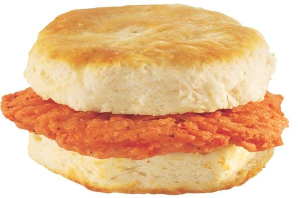 Spicy Chicken Fillet Biscuit