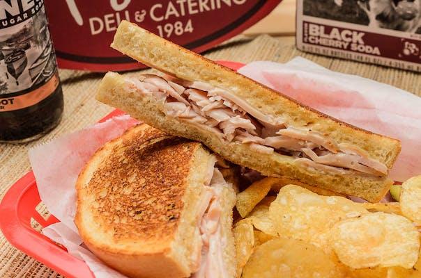 Shirley Sandwich