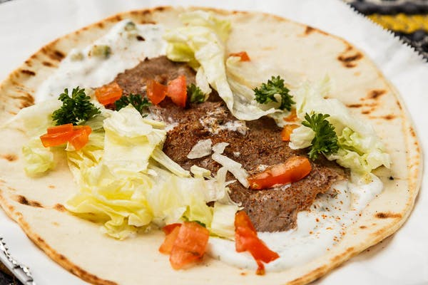 Philly Steak Beef Wrap