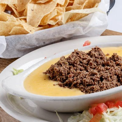 Chile con Queso with Beef