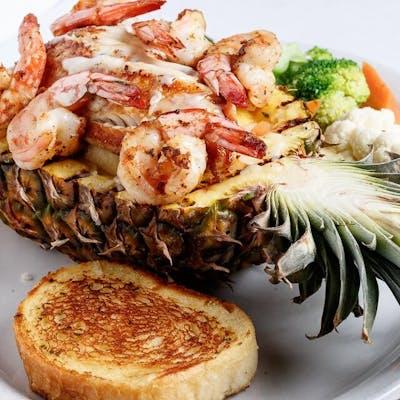 Hawaiian Seafood Platter