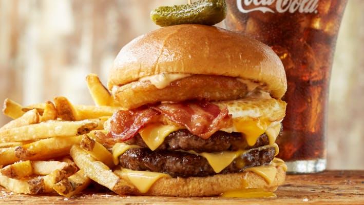 Bucketlist Burger