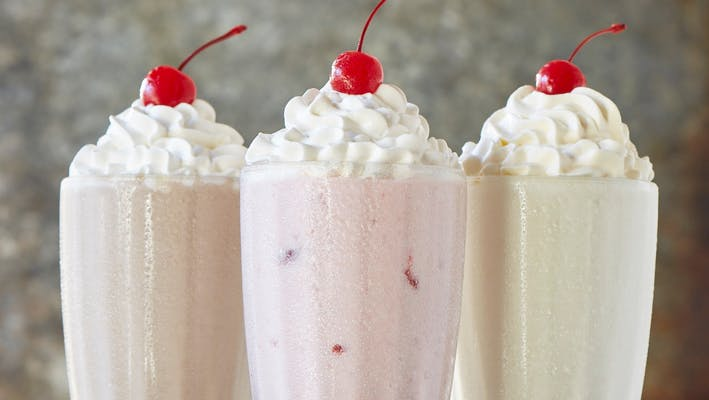 Frozen Custard Shake