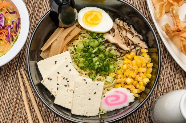 Tofu Miso Ramen