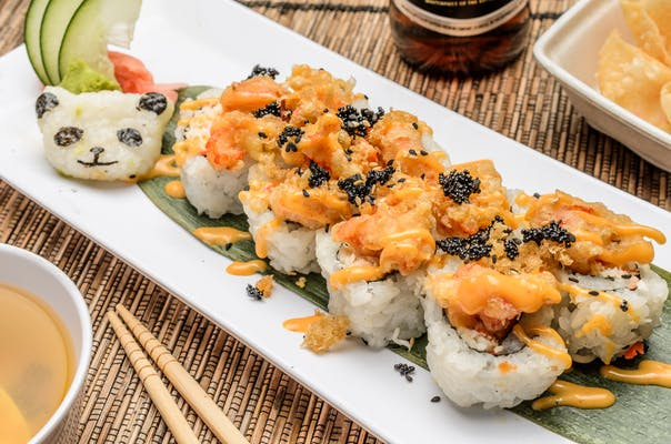 Black Pearl Roll