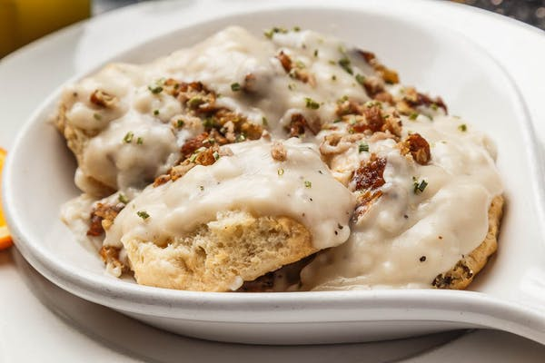 Southern Style Biscuits & Gravy