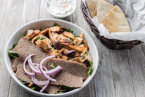 Lulu Combo Salad