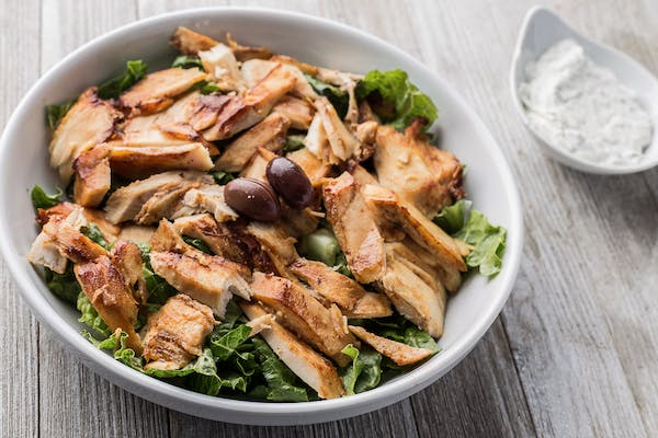 LuLu Chicken Shawarma Salad