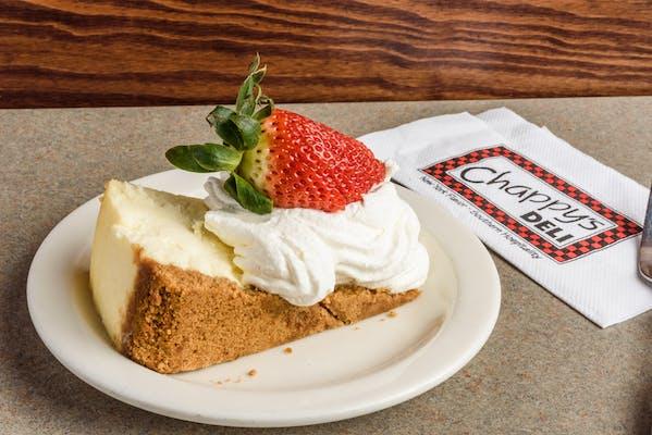 N.Y. Cheesecake