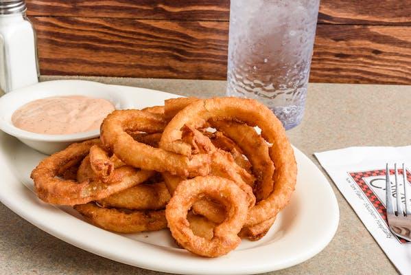 Onion Ring Platter